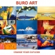 Buro Art Flyer with Seasonal Discount